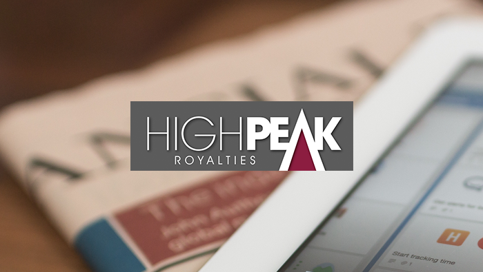 High Peak (HPR) – FY17 Annual Report